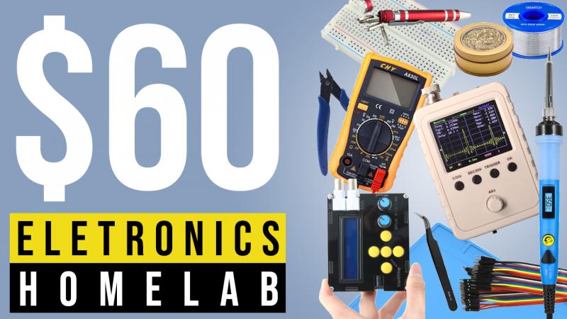 60 dollar electronics lab