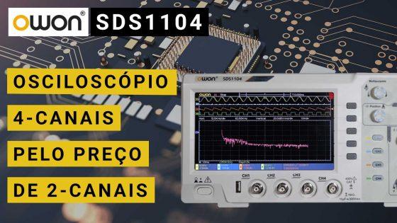 Owon SDS1104