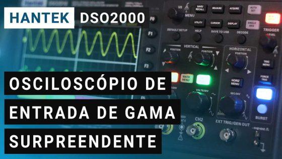 Hantek DSO2000 (2C10 / 2C15 / 2D10 / 2D15)