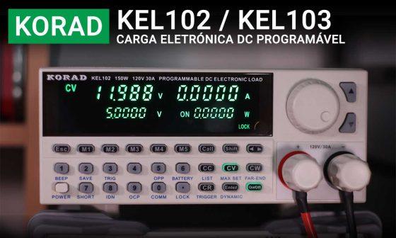 Korad KEL102
