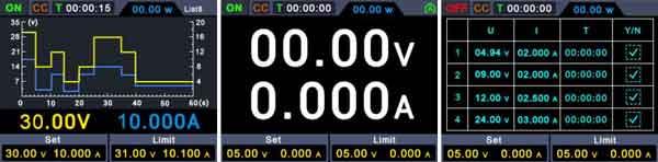 "Owon SPE3103 2.8"" display"